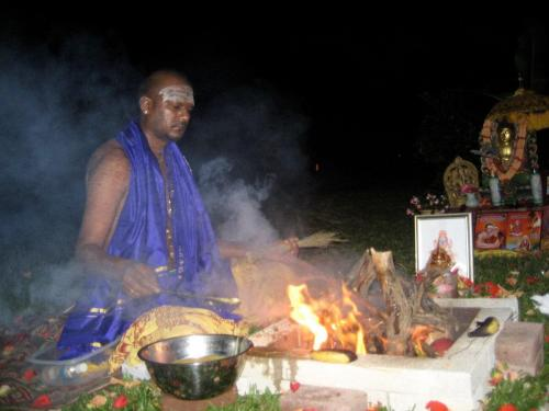 Maui-Fire-Puja-Swami-Divine-Mother-Flame